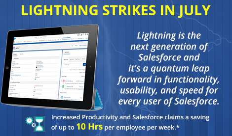 Infographic Salesforce Lightning